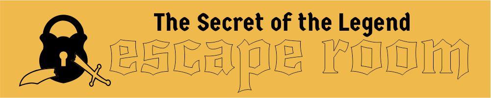 Escape room - the Secret of the Legend